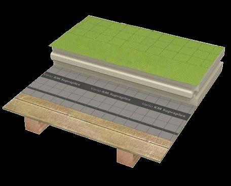 Uloženie parobrzdy na krokvy pri izolacii sikmej strechy