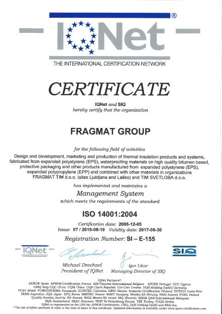 Certifikát EMS ISO 14001_cover