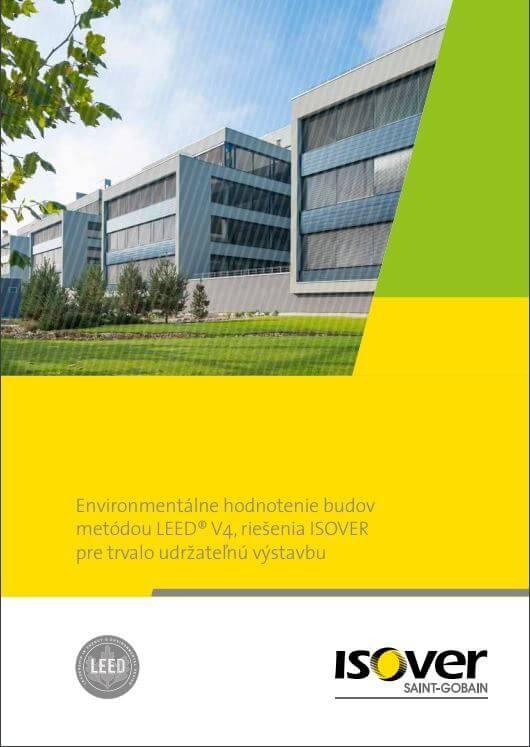 Brožúra ISOVER certifikácia budov metódou LEED