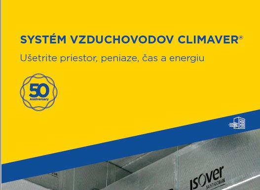 Brožúra Climaver