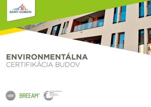 Brožúra ISOVER environmentálna certifikácia budov