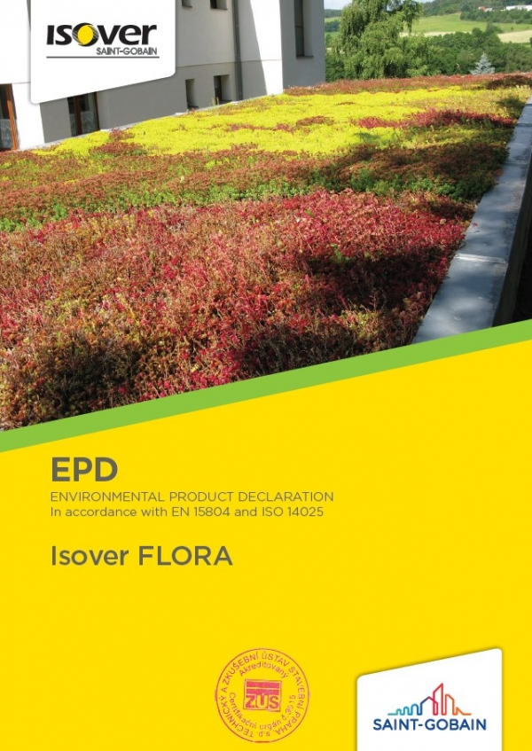 ISOVER FLORA EPD