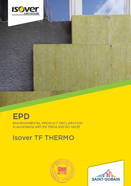 ISOVER TF THERMO EPD
