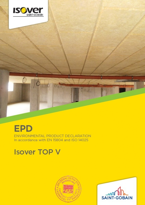 ISOVER TOP V EPD
