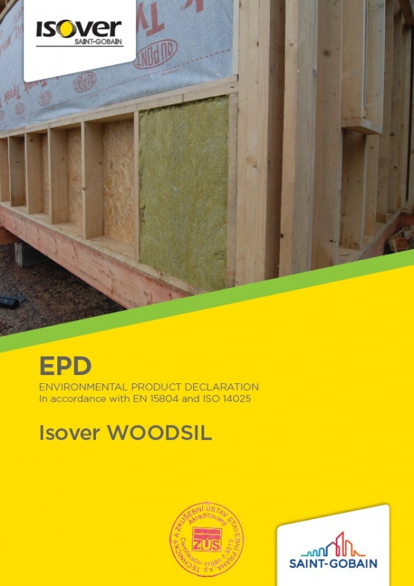 ISOVER WOODSIL EPD