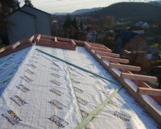 Klimamembrana Isover Vario km duplex uv postup