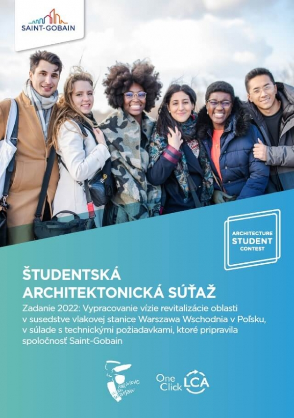Statut architektonickej sutaze 2022