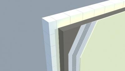 Kontaktne zateplenie domu polystyrenom