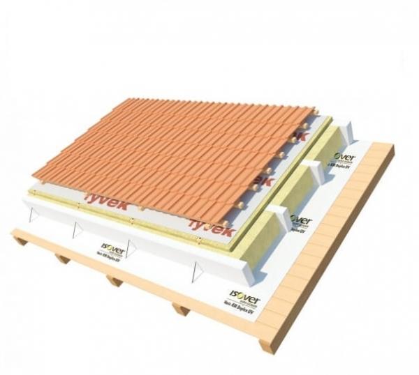 Nadkrokvove zateplenie sikmej strechy X-tram