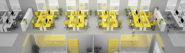 Akusticky upravene kancelarie z dielne Isover