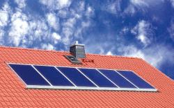 Vyuzitie solarnej energie v ekodome