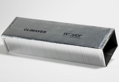 Climaver montazny postup - hotovy usek systemu Climaver