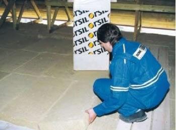 zateplenie stropu podkrovia isover orstrop