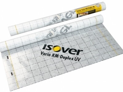 Zateplenie podkrovia s pouzitim parozabrany VARIO® KM Duplex UV