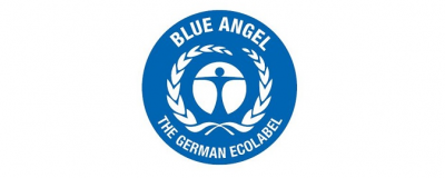 Blue Angel Logo - wide