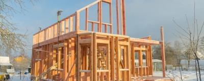 Montovane domy, drevostavby