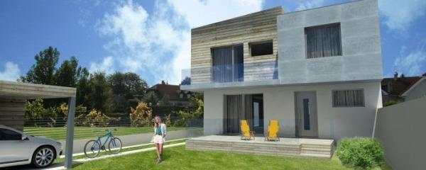 Isover - zateplovanie referencie - rodinny dom Bratislava-Prievoz