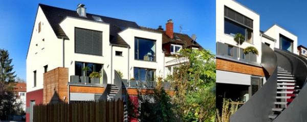 Isover - zateplovanie referencie - rodinny dom Mannheim