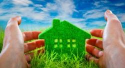 Ekologicka vystavba eko domov pre udrzatelny rozvoj