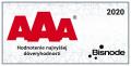 Certifikát AAA najvyšších kvalít