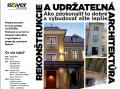 Rekonštrukcie a udržateľná architektúra
