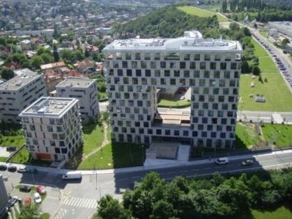 Novostavba - Rezidencia Kavčie Hory
