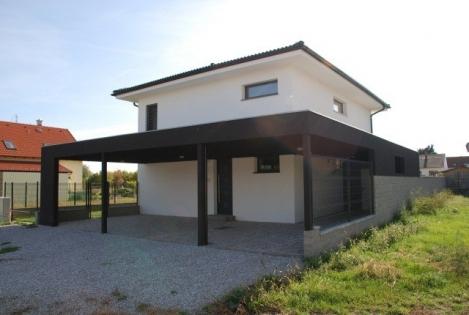 Pasívny rodinný dom Kitsee