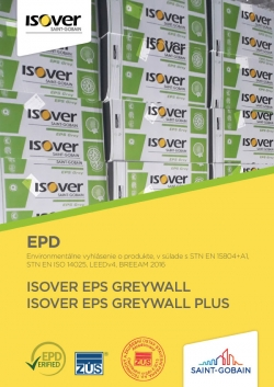 ISOVER EPS - Greywall Plus