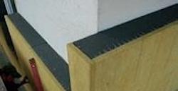 Postup lepenia kombinovaných izolačných dosiek TWINNER