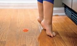 Zateplenie podlahy - tepelný komfort