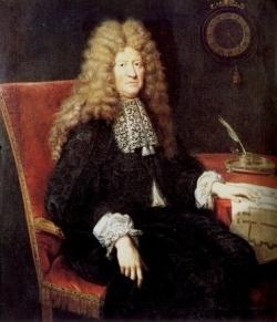 Kral Ludovit XIV dal zalozit vyrobnu skla v Saint Gobain
