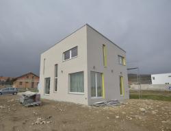 Nizkoenergeticky rodinny dom Ivanka pri Dunaji