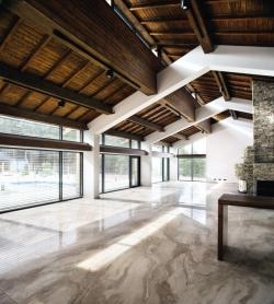 drevena konstrukcia rodinneho domu