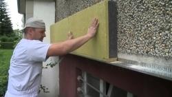 Zateplenie kontaktnej fasady polystyrenom